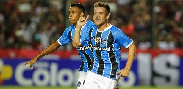 Ramiro passou de titular a peça-chave no Grêmio neste início de temporada