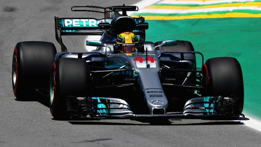 Hamilton vê a Mercedes com uma maior concorrência na próxima temporada da  - Mark Thompson/Getty Images