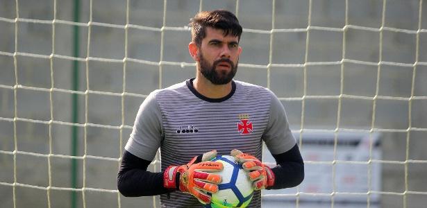 Fernando Miguel fará sua estreia no gol do Vasco substituindo Martín Silva - Paulo Fernandes / Flickr do Vasco