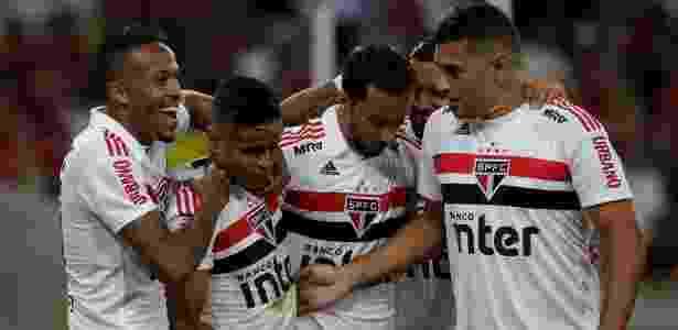 Tricolor venceu o Fla no Maracanã por 1 a 0, com gol do meia-atacante Everton - Luciano Belford/AGIF