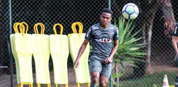 Elias interessa ao Internacional. Porém, deseja permanecer no Atlético-MG - Bruno Cantini/Divulgação/Atlético-MG