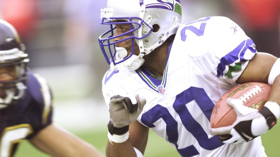 Charlie Rogers jogou por Seattle Seahawks, Buffalo Bills e Miami Dolphins - Stephen Dunn/Getty Images