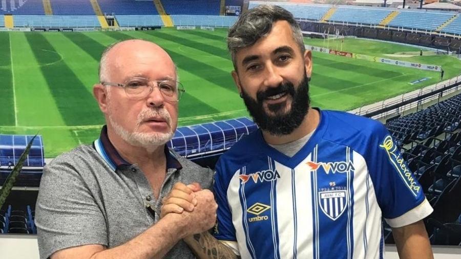 André Palma Ribeiro / Avaí FC