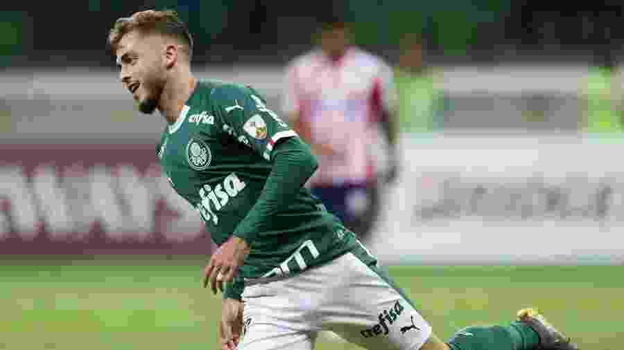 Hyoran assina com o Galo por uma temporada. Ele será emprestado ao time - Cesar Greco/Ag. Palmeiras