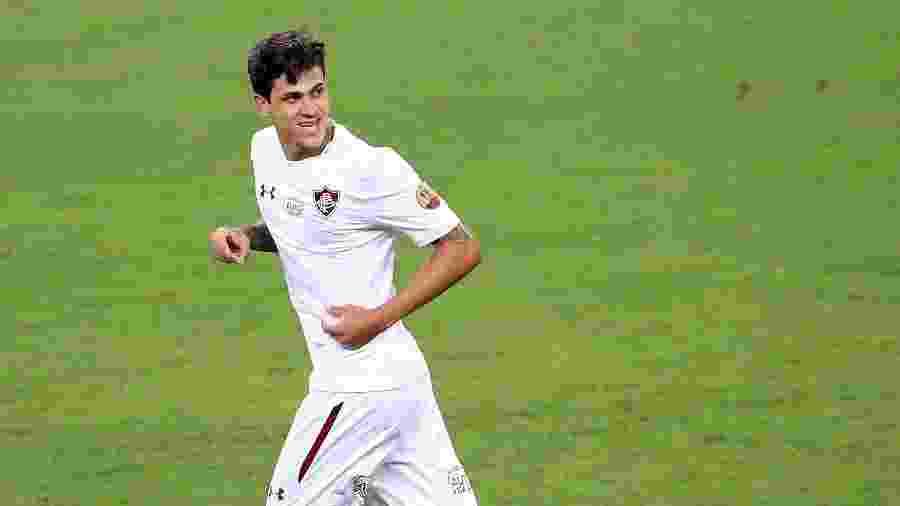Atacante Pedro foi inscrito pelo Fluminense para as oitavas de final da Copa Sul-Americana - Pedro H. Tesch/AGIF
