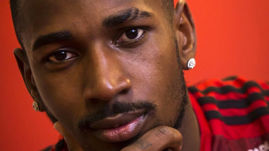 Gerson, do Flamengo, seria uma das possíveis convocações para a vaga de Paquetá - Bruna Prado/UOL