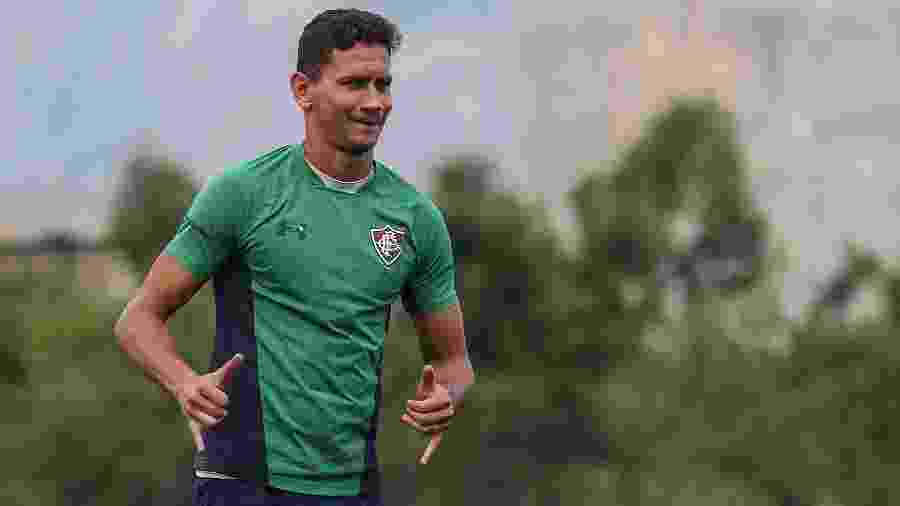 Paulo Henrique Ganso volta ao time titular do Fluminense contra o Ceará - Lucas Merçon/Fluminense FC