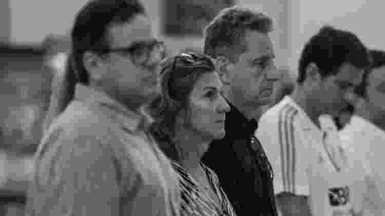 Dunshee e Landim - Paula Reis / Flamengo - Paula Reis / Flamengo