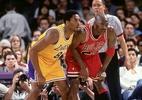 Michael Jordan compartilha últimas mensagens que trocou com Kobe Bryant