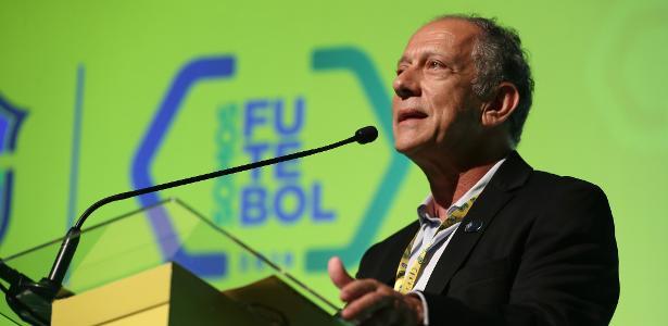 Eduardo Zebini será substituto | Walter Feldman é demitido da secretaria geral da CBF