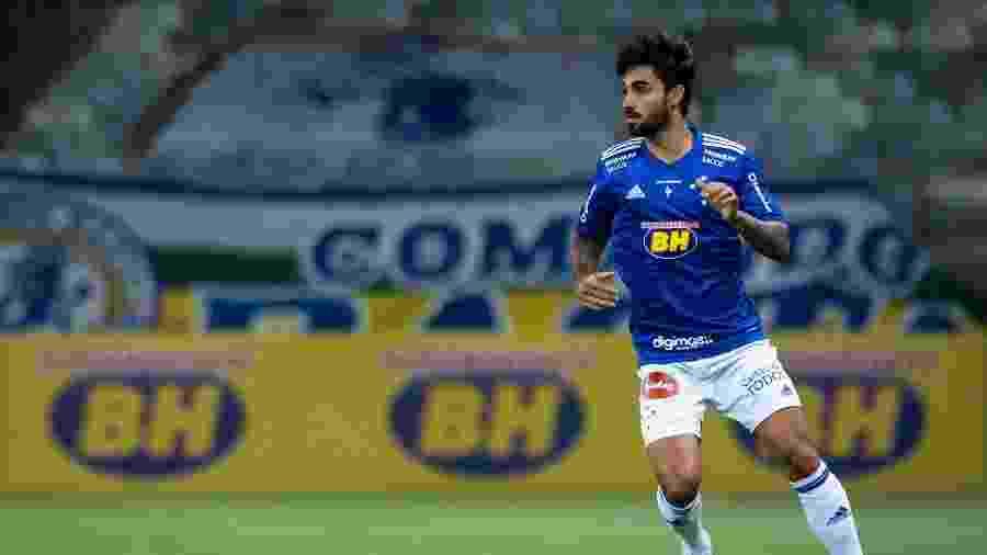 Patrick Brey é um dos jogadores mais contestados pela torcida do Cruzeiro atualmente - Bruno Haddad/Cruzeiro