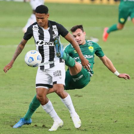 Ceará e Cuiabá ficaram no empate na última rodada - Gil Gomes/AGIF