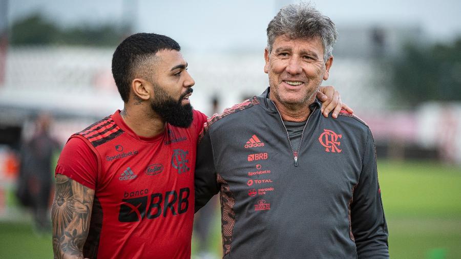 Flamengo inicia busca por glória que falta para geração de Gabigol e cia