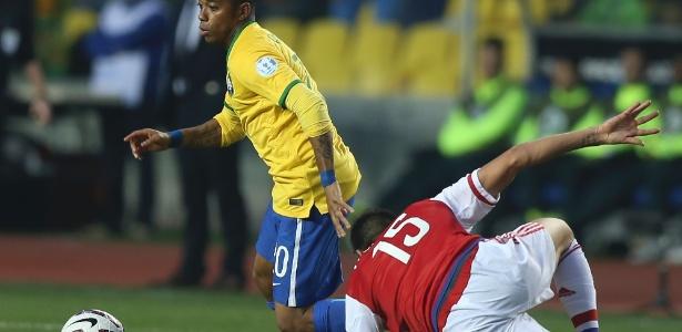 Histórico na seleção brasileira faz de Robinho um jogador atrativo para a Dryworld