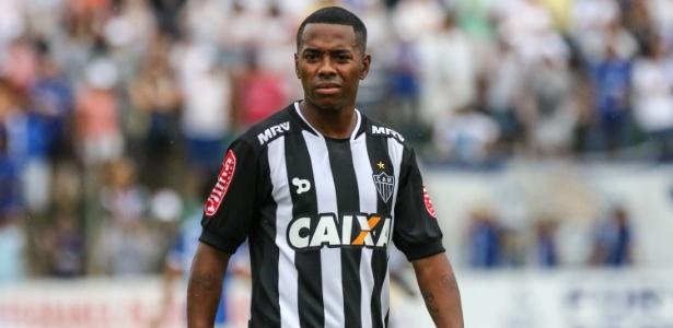 Robinho deve ser titular do Atlético-MG contra o América-MG, pela Primeira Liga