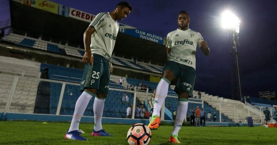 Antônio Carlos Borja Palmeiras treino Tucumán