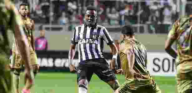 Roger Bernardo vai ser uma das novidades do Atlético-MG nas oitavas da Libertadores - Bruno Cantini/Clube Atlético Mineiro
