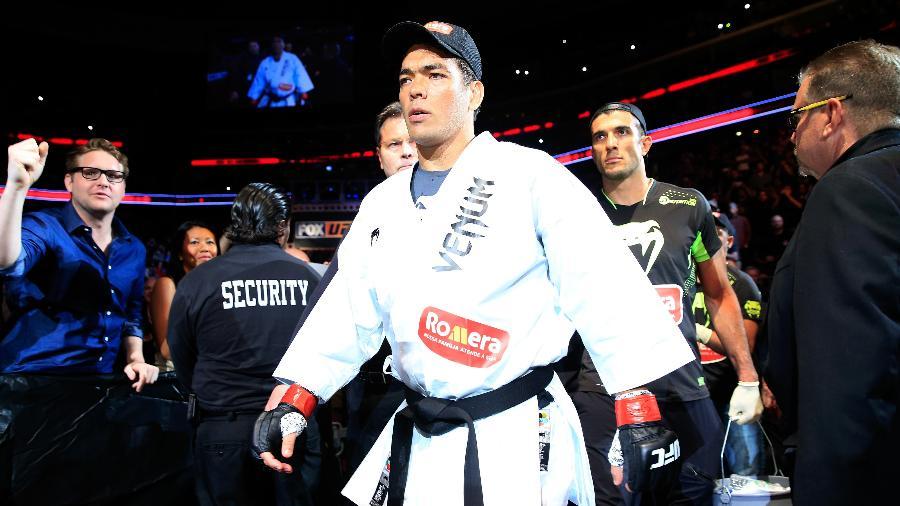 Lyoto Machida já foi campeão dos meio-pesados do UFC - Alex Trautwig/Getty Images