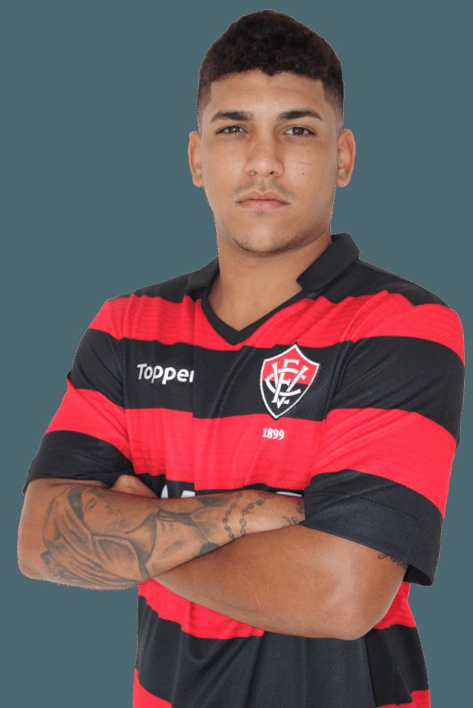 Nickson Gabriel Reis da Silva, meia do Vitória
