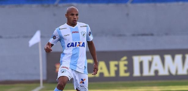 Reginaldo se despediu do Londrina e vai reforçar o Atlético-PR na Série A - Site oficial Londrina EC