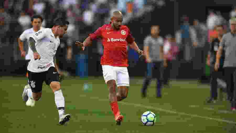 Inter e Corinthians se enfrentam no Beira-Rio pela 14ª rodada do Campeonato Brasileiro - Ricardo Duarte/SC Inter