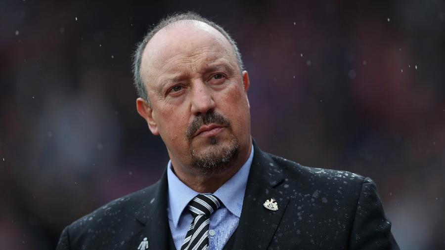 Com Rafa Benítez no comando, o Newcastle ocupa a 15ª colocação do Campeonato Inglês com 17 pontos  - Christopher Lee/Getty Images
