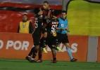Neílton esfria polêmica após comemoração discreta em empate do Vitória - MAURICIA DA MATTA / EC VITÓRIA