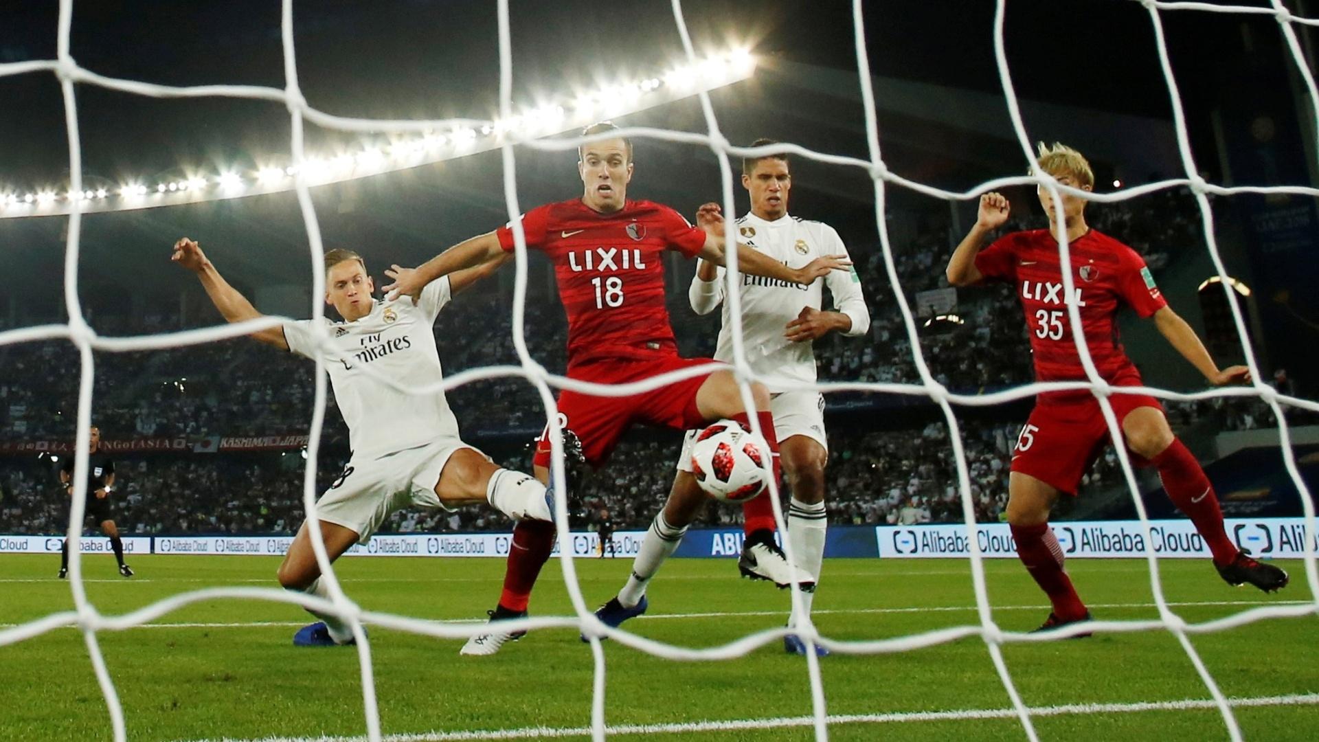 Serginho Kashima Real Madrid