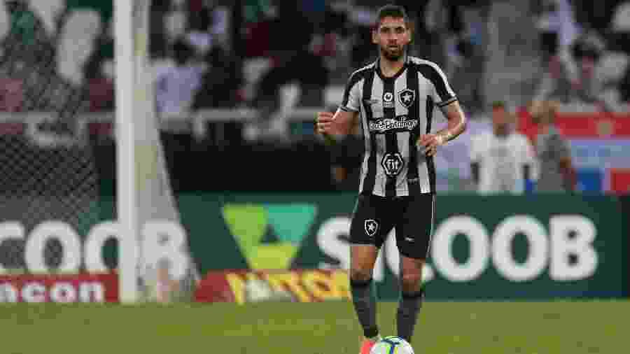 Vitor Silva/Botafogo.