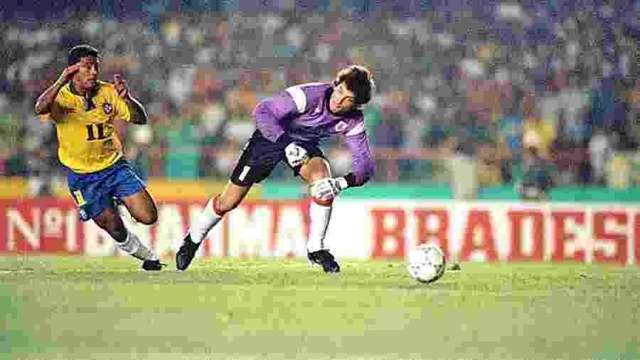 Baixinho Romário foi um dos mais citados pelos blogueiros do UOL Esporte - Pisco Del Gaiso/Folhapress