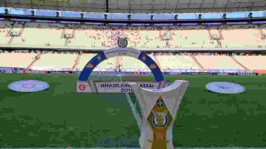 Arena Castelão receberá Fortaleza x Palmeiras no domingo, às 16h - Reprodução/Twitter