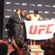 Gastelum e Cordeiro são multados por polêmica em pesagem do UFC 244