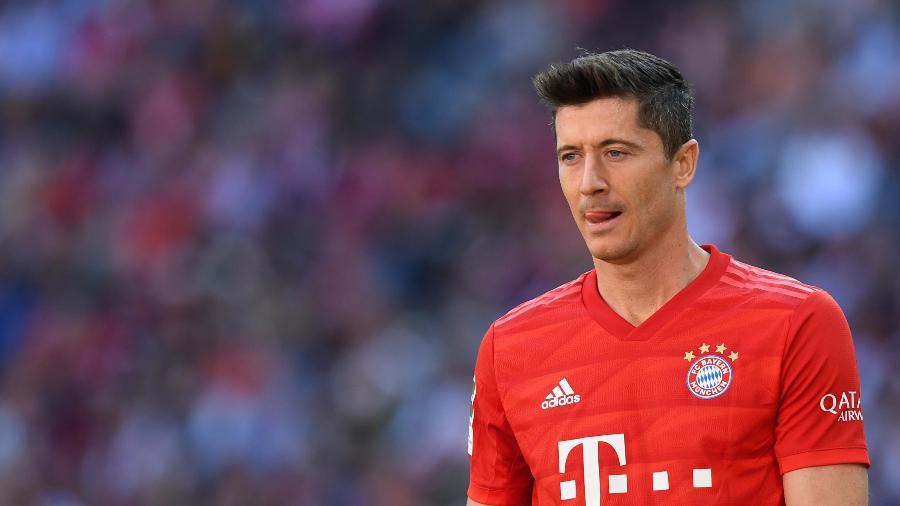 Robert Lewandowski, do Bayern: Bundesliga terá Band e Onefootball como exibidoras do Alemão no Brasil - Getty Images