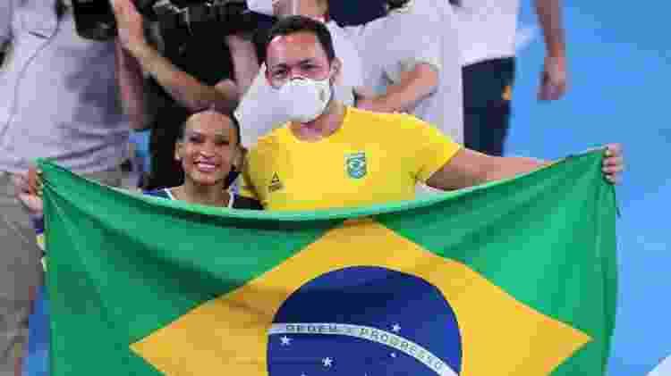 Rebeca Andrade faturou primeira medalha olímpica da ginástica feminina do Brasil - Ricardo Bufolin/CBG - Ricardo Bufolin/CBG