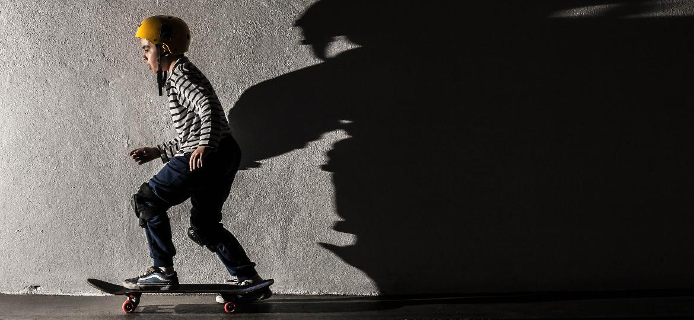 Crianças buscam aulas de skate após medalhas nas Olimpíadas - Fernando Moraes/UOL
