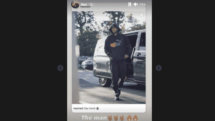 Kyle Kuzma - Reprodução/Instagram - Reprodução/Instagram