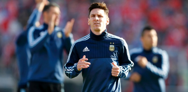 Lionel Messi está entre os convocados pelo técnico Tata Martino para Copa América