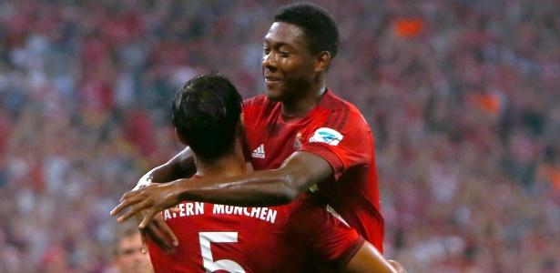 Alaba disse que melhorou com Guardiola - Michaela Rehle/Reuters