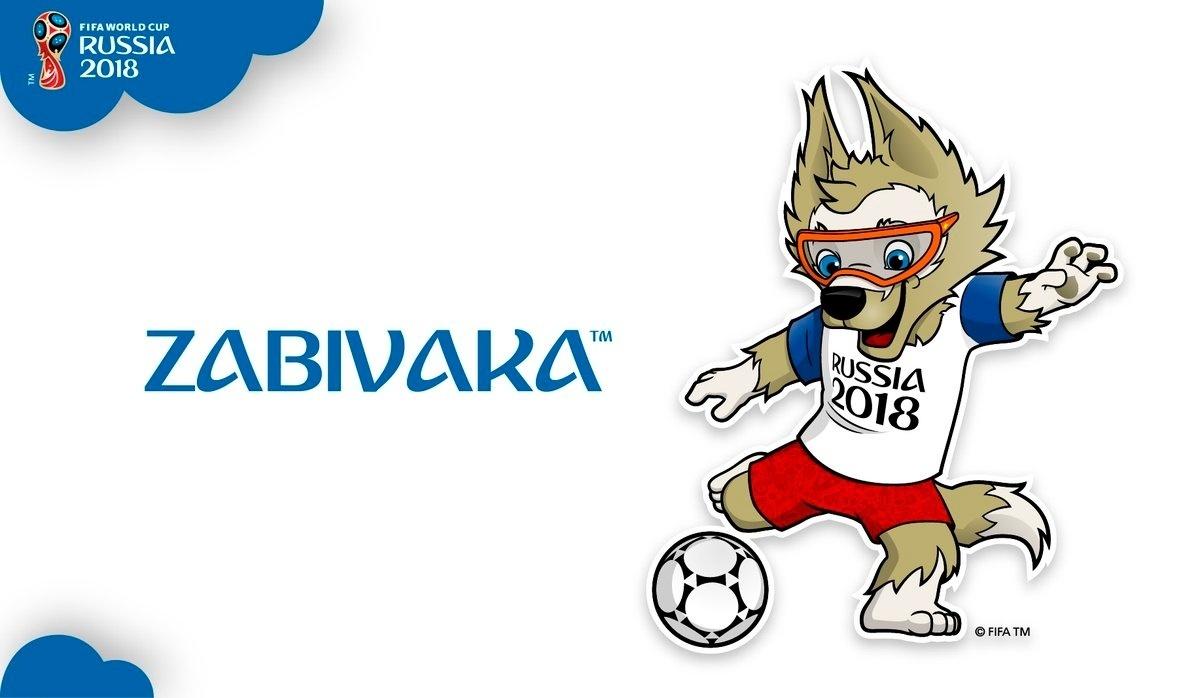 3c621572693e4 Fifa apresenta Zabivaka