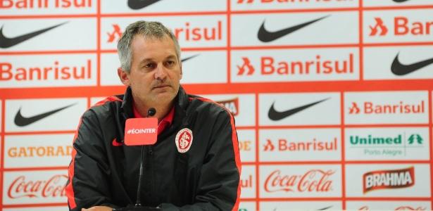 Pedro Affatato, candidato de situação, quer Lisca (foto) como treinador no ano que vem