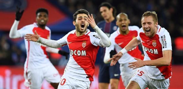 Bernardo Silva é uma das promessas que despontaram no Monaco