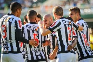 Bem fora de casa, Atlético-MG busca sua melhor campanha como visitante (Foto: Bruno Cantini/Clube Atlético Mineiro)