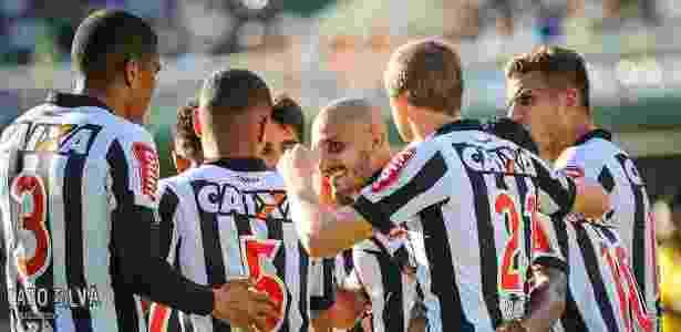 Última vitória do Atlético-MG - Bruno Cantini/Clube Atlético Mineiro