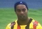 Ronaldinho participa de amistoso em Honduras e dá duas assistências