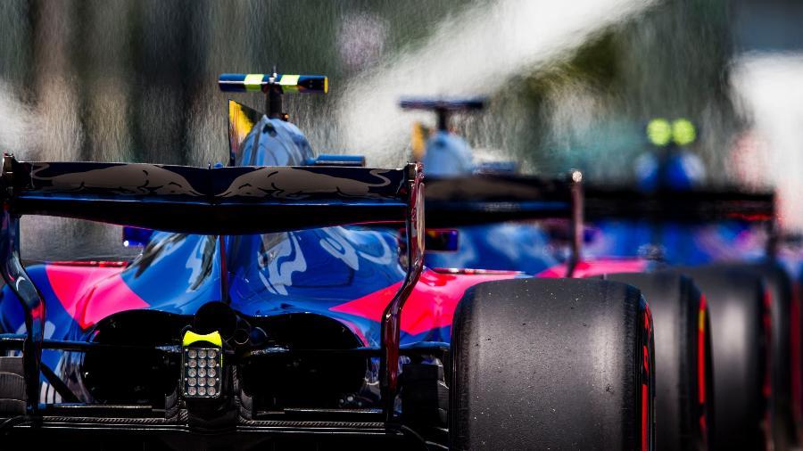 Cúpula da Red Bull admite ampliar vínculo com a Honda no fim de 2018 - Peter Fox/Getty Images