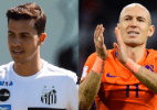 Ivan Sorti/Santos FC, Emmanuel Dunand/AFP