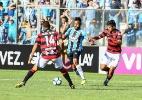 Grêmio empata com Vitória, adia vaga e deixa Corinthians com mão na taça - Rodrigo Rodrigues/Gremio FBPA