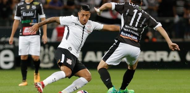 Volante Ralf foi um dos destaque do Corinthians na vitória sobre o Bragantino