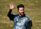 """Novo técnico do Real, Lopetegui já disse que Messi é """"melhor da história"""" - Marcelo Endelli/Getty Images"""