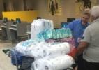 Atlético-PR embarca para Venezuela com doações e elenco modificado - Robson de Lazzari/Arquivo pessoal